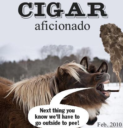 lolhorse cigar aficionado