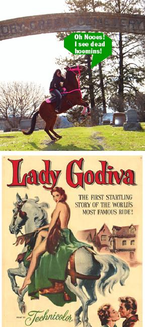 lady cadaver lady godiva